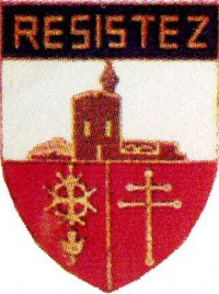 Insigne des protestants résistants