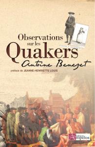 Benezet Quakers Couv1