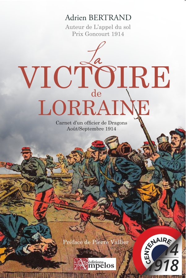 La victoire de Lorraine, par Adrien Bertrand