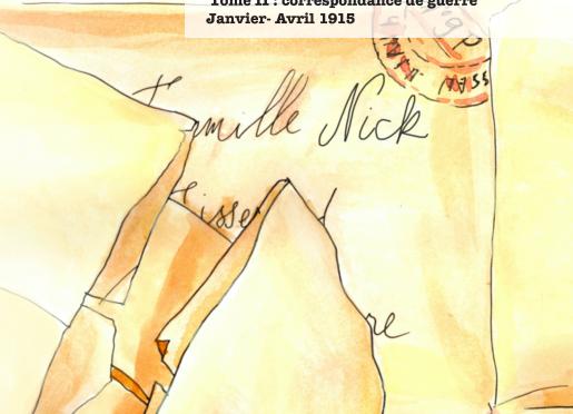 Nick 1915 La mort couv1