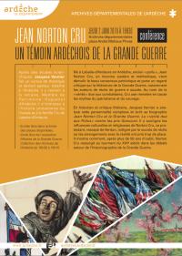 Ardèche Conf Cru 2 juin 2016