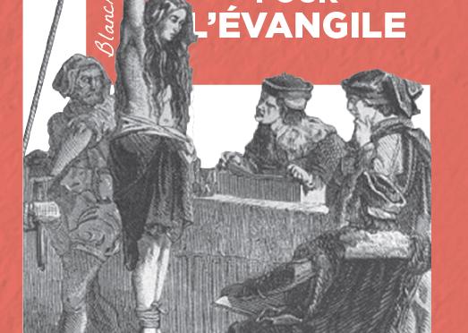 <h4>Persécutée pour l'Évangile,</H4>par Blanche Gamond