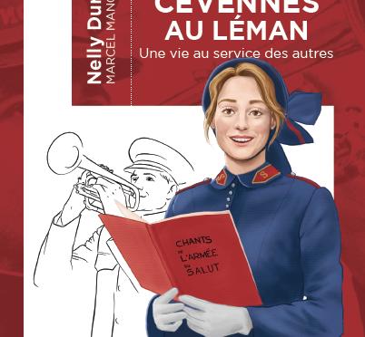 <h4>Des Cévennes au Léman,</h4> par Nelly Duret
