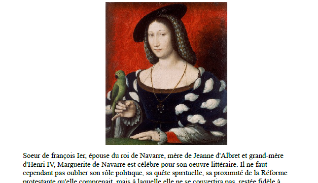 Conférence Marguerite à Nantes