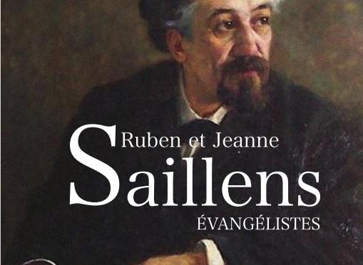 <h4>Ruben et Jeanne Saillens évangélistes,</h4> par Marguerite Wargenau-Saillens