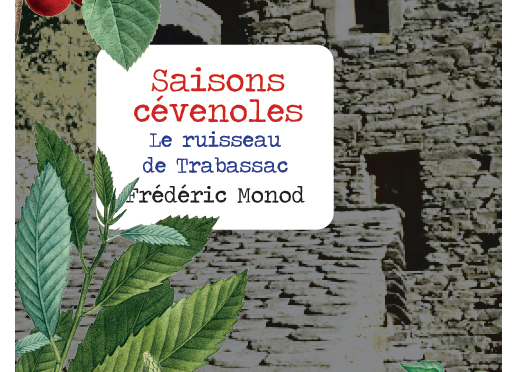 <h4>Saisons cévenoles</h4> Le ruisseau de Trabassac par Frédéric Monod