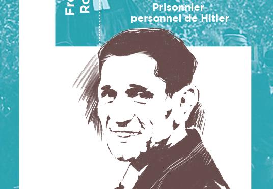 <h4>Martin Niemöller, prisonnier personnel de Hitler</h4> par Frédéric Rognon